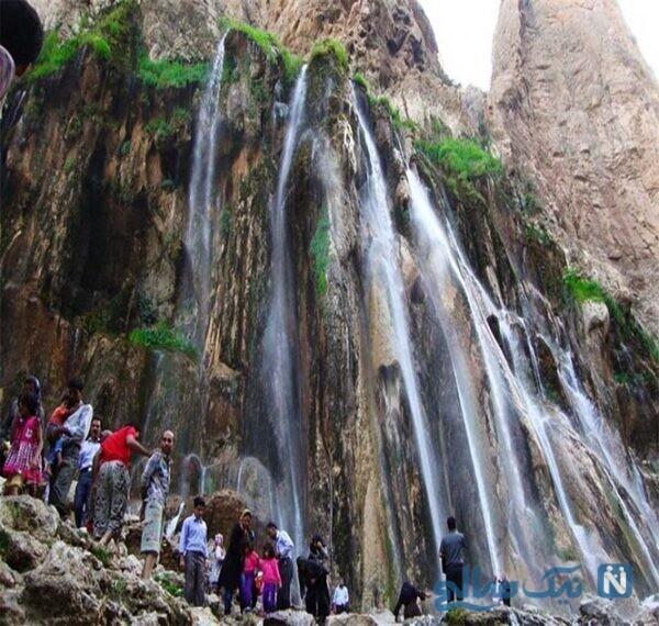 جاهای دیدنی آبشار ماگون