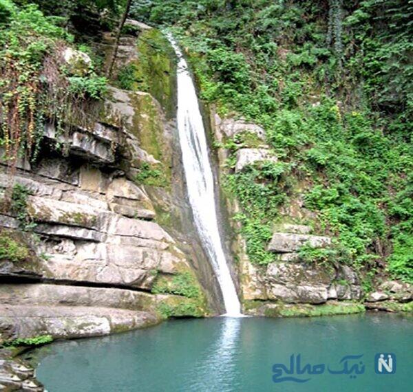 جاهای دیدنی آبشار شیرآباد