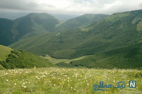 جاهای دیدنی ورزقان در آذربایجان شرقی