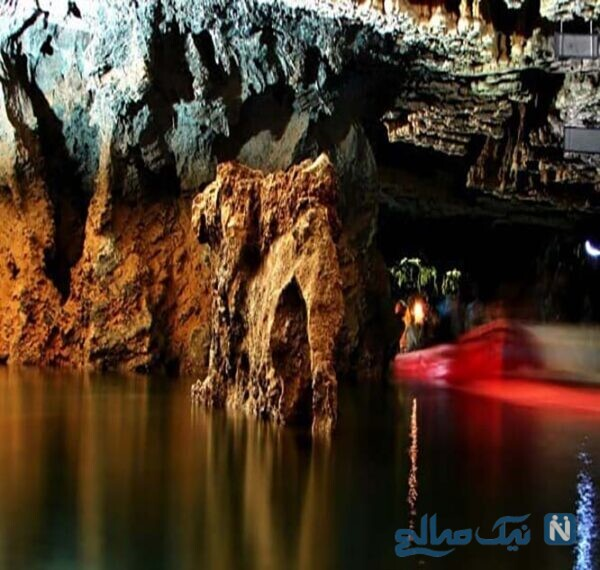 جاهای دیدنی غار سهولان