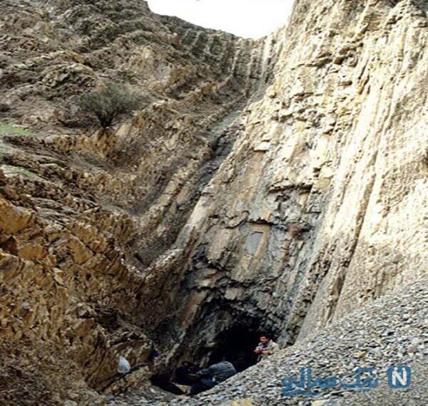 جاهای دیدنی غار ماهی کور استان لرستان کجاست