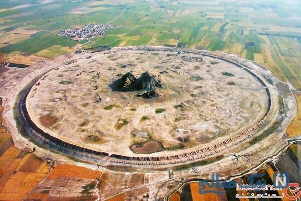 مناطق گردشگری داراب در استان فارس