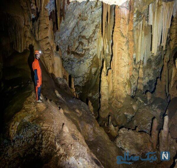 جاهای دیدنی غار کهک