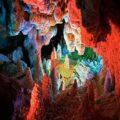 جاهای دیدنی غار کهک استان مرکزی از غار های بی نظیر ایران