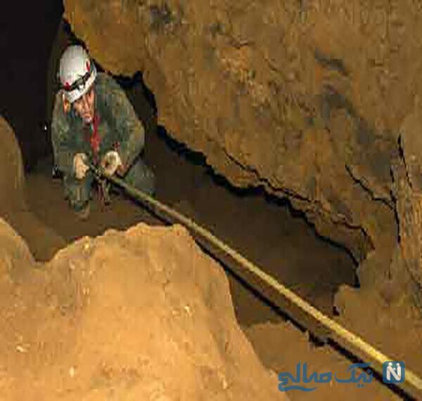 جاهای دیدنی غار کبوتر استان کهگیلویه و بویر احمد
