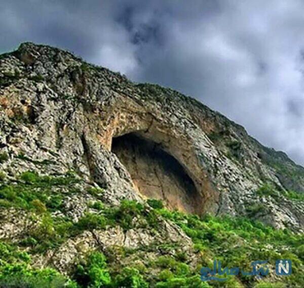 غار زیبا