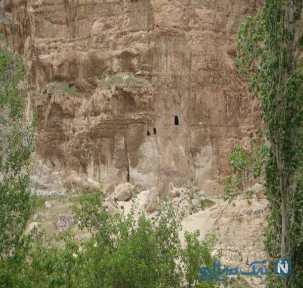 جاهای دیدنی غار قلعه جوق