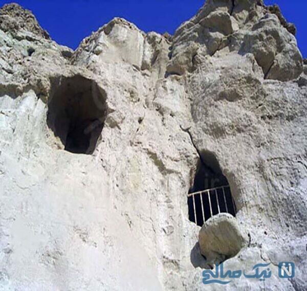 لذت دیدن جاهای دیدنی غار قلعه جوق در همدان