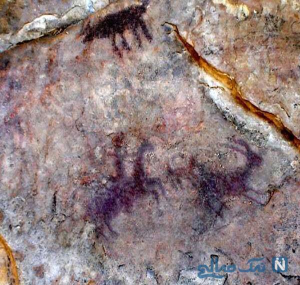 غار میرملاس در کوه سرسرخین