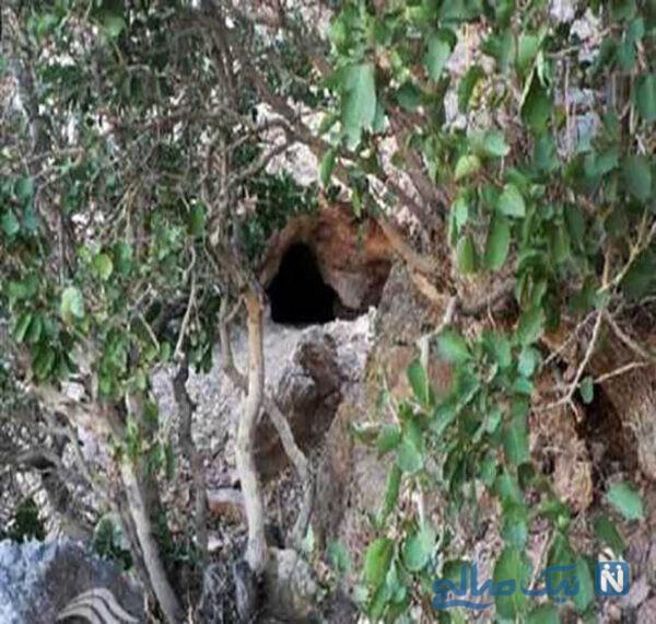 جاهای دیدنی غار میرزا