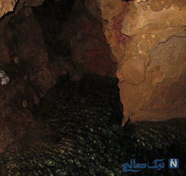 جاهای دیدنی غار طرنگ