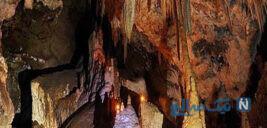 آشنایی با جاذبه های گردشگری غار وشنوه در استان قم