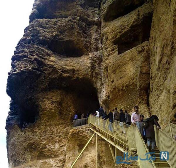 قدمت غار کرفتو حدود دو هزار سال قبل از میلاد مسیح