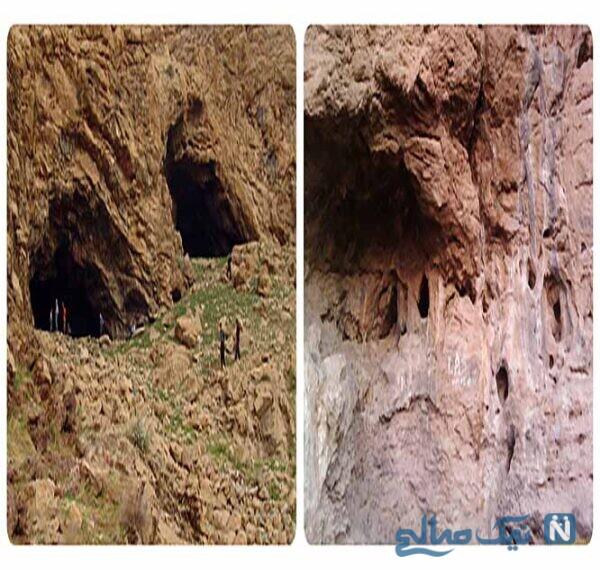 جاهای دیدنی غار دواشکفت