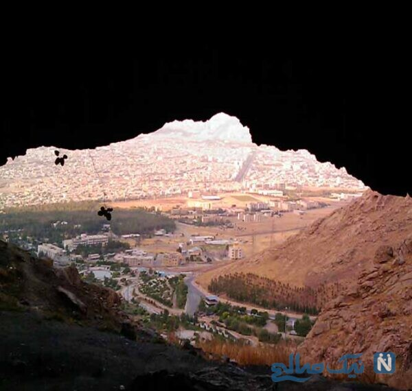 غار دواَشکَفت کرمانشاه