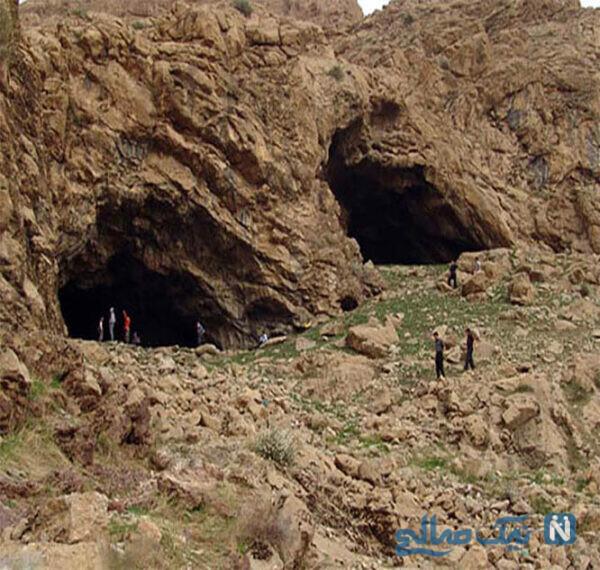 غار دواشکفت ؛ یادگار انسانهای اولیه