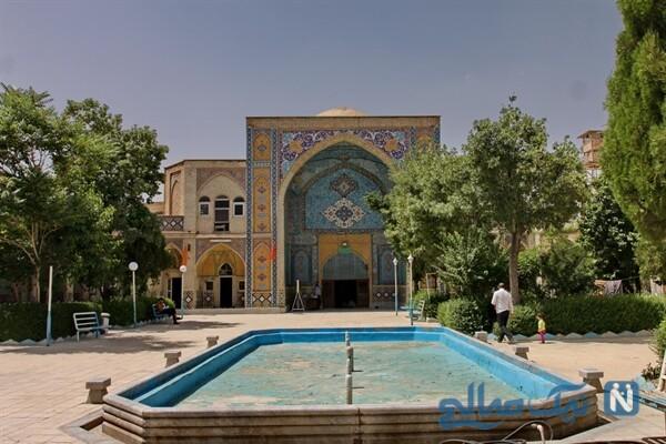 مکان های گردشگری اراک