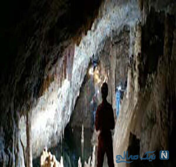 غار دیدنی