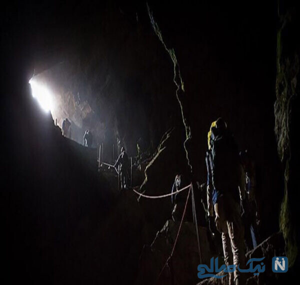 غار در فیروزکوه