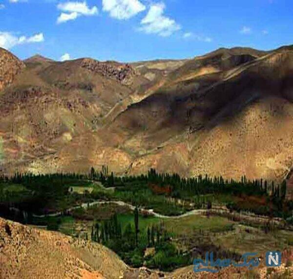 منطقه گردشگری فیروزکوه