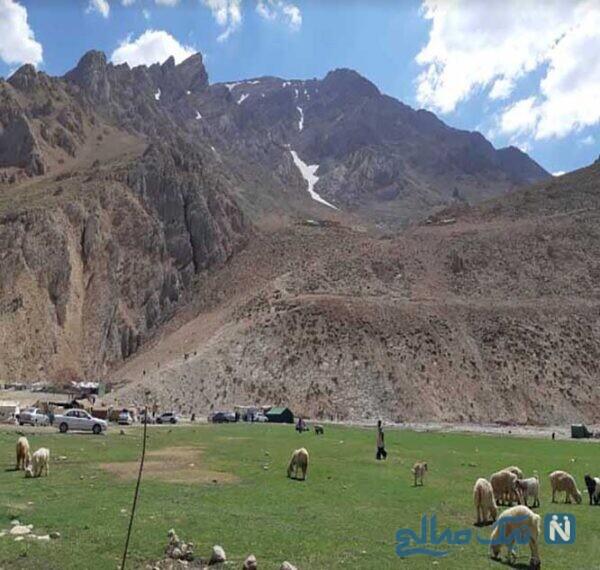 غار یخی چما، بزرگترین منبع آب شیرین ایران