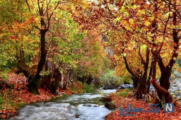 مکان های دیدنی پیرانشهر در آذربایجان غربی