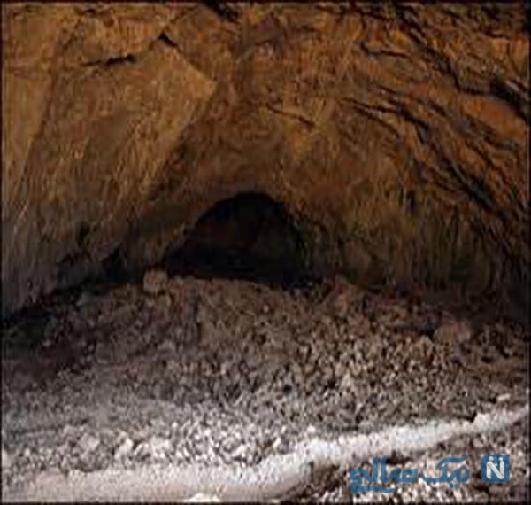 غار رود افشان تهران