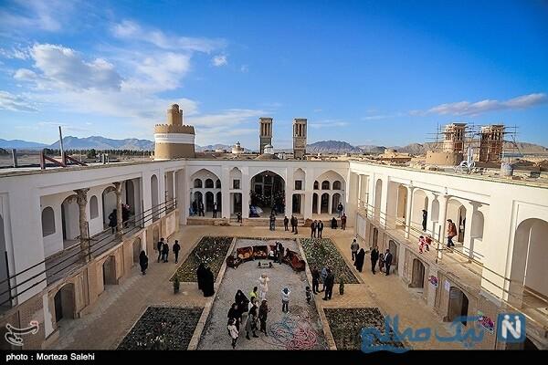جاهای دیدنی مبارکه اصفهان