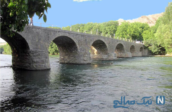 مکان های دیدنی شهر سامان
