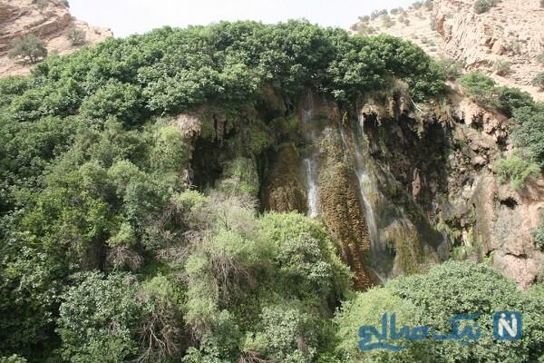 جاذبه های گردشگری آبدانان در ایلام