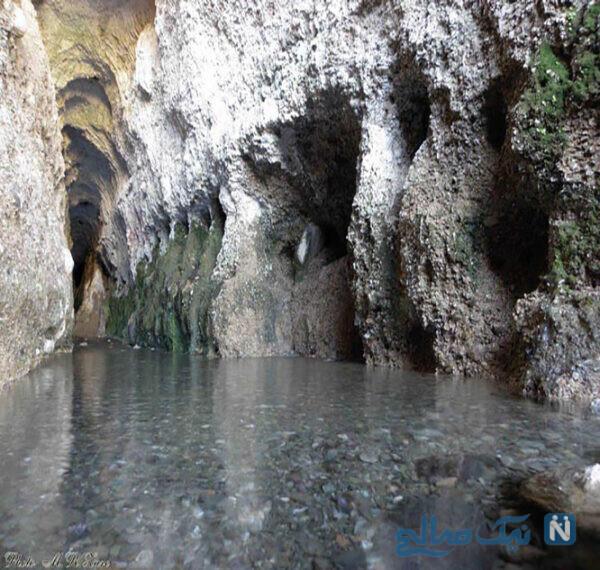 تاریخچه غار طبیعی لادیز زاهدان