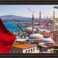 سفری خاطره انگیز به توریستی ترین شهر ترکیه
