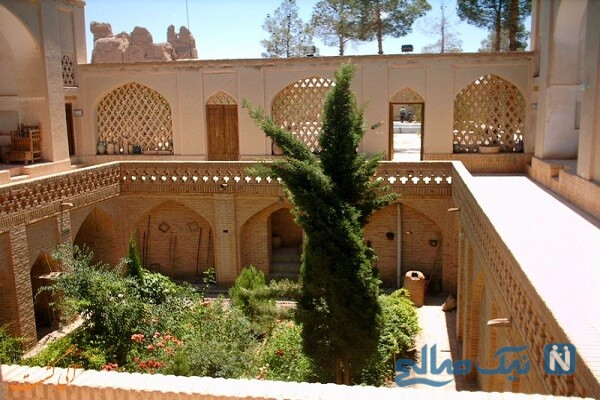 جاذبه های دیدنی نایین اصفهان