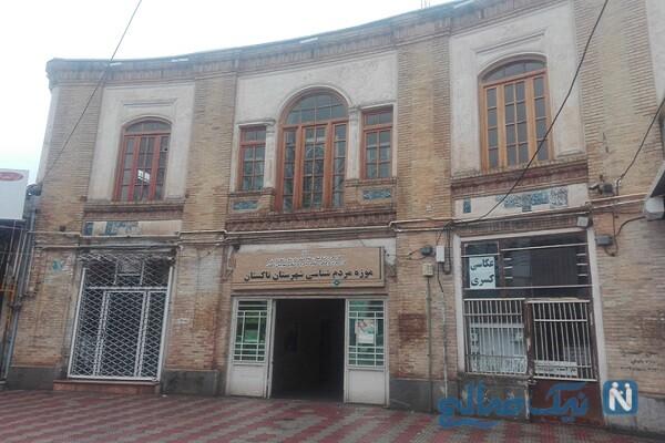 جاهای دیدنی تاکستان در قزوین