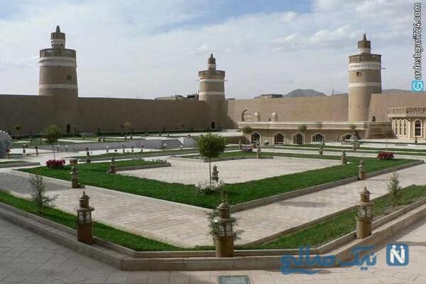 جاذبه های دیدنی نجف آباد اصفهان
