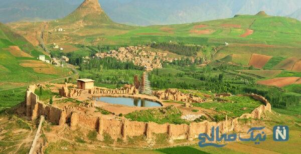 عجیب ترین مناطق ایران