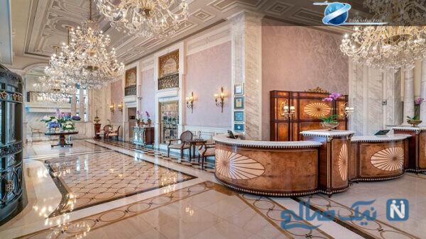 کیفیت هتلهای تور لحظه آخری