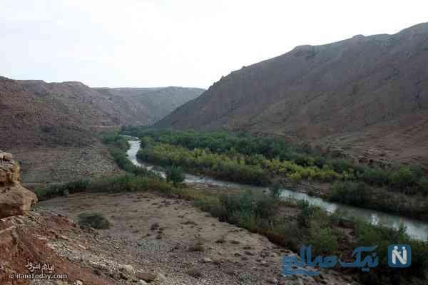 جاهای دیدنی مهران شهر مرزی ایلام