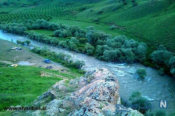 جاذبه های گردشگری اشنویه شهر کهن آذربایجان غربی