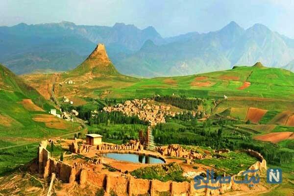 اماکن دیدنی تکاب شهر افسانه ای آذربایجان غربی