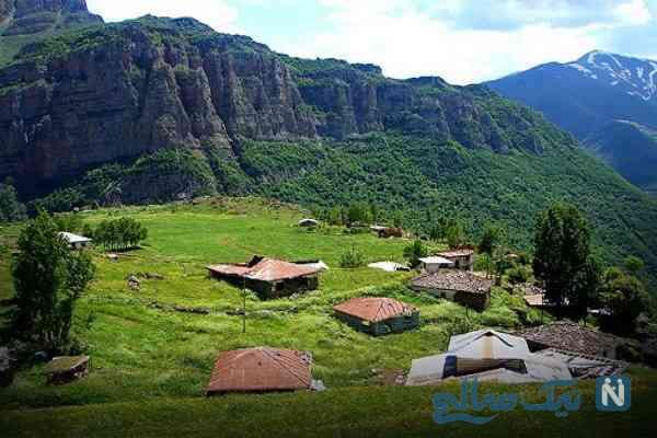 جاذبه های گردشگری رضوانشهر شهر زیبای گیلان