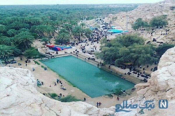 مهمترین جاهای دیدنی عنبرآباد کرمان را بشناسید