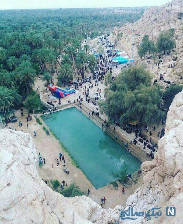 جاهای دیدنی عنبرآباد کرمان