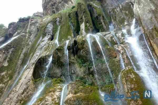 زیباترین جاهای دیدنی مارگون در کهگیلویه و بویراحمد