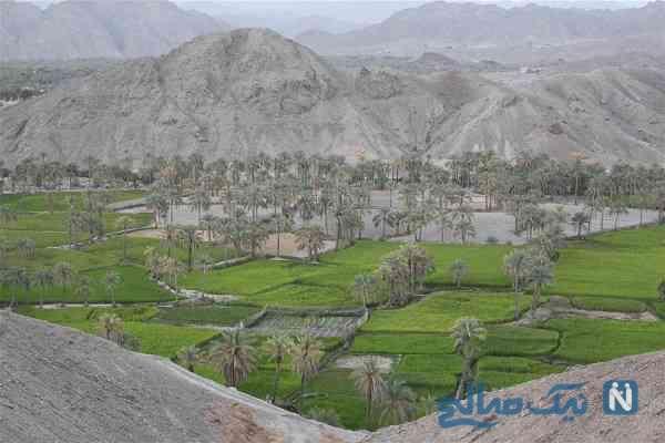 جاهای دیدنی قصرقند در سیستان و بلوچستان