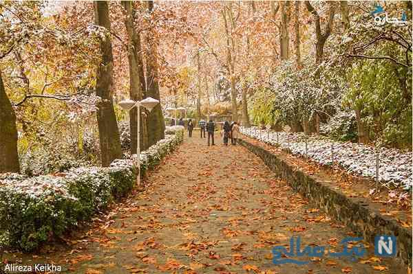 جاذبه های گردشگری شمیرانات در تهران