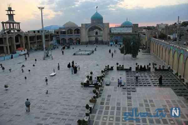 جاهای دیدنی پیشوا در استان تهران