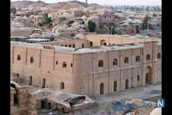 مکان های دیدنی زهک در سیستان و بلوچستان