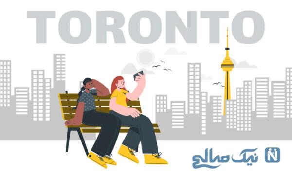 زندگی در تورنتو