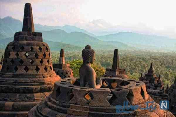 جاذبه های گردشگری اندونزی بهشت آسیای شرقی